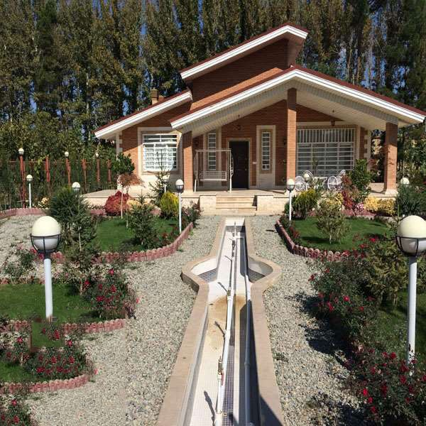 طراحی ویلا باغ