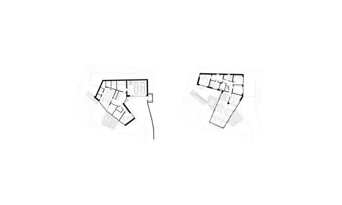 پلان طراحی ویلا