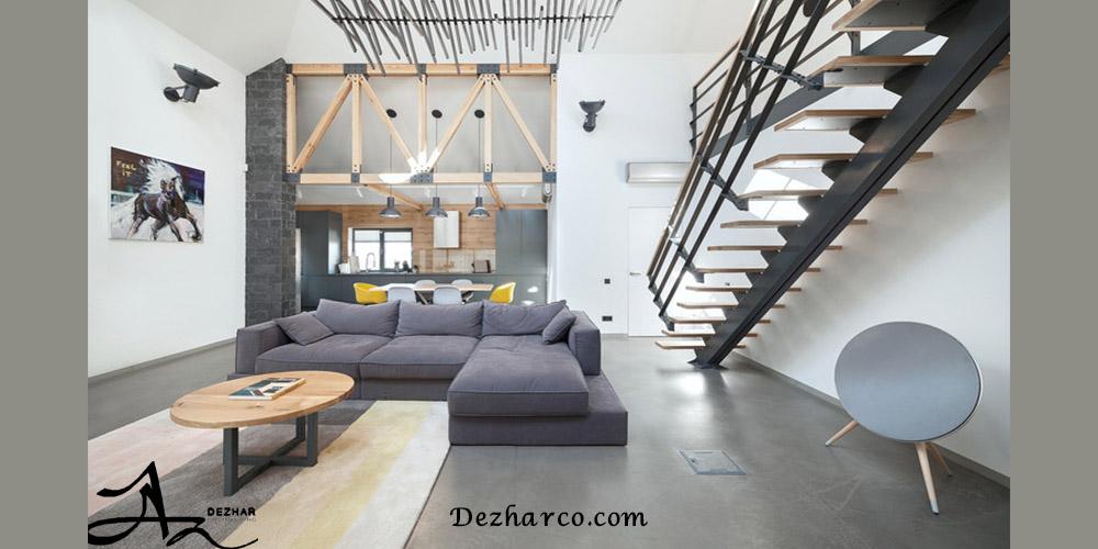 بازسازی خانه 100 متری