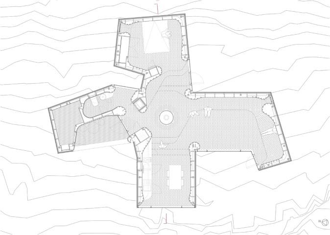 پلان نمونه طراحی ویلا