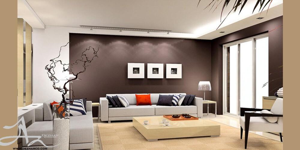 دکوراسیون داخلی منزل به صورت مدرن