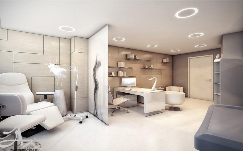 بازسازی مطب پزشکی